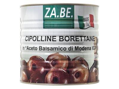 CIPOLLINE BORETTANE IN ACETO BALSAMICO DI MODENA IGP