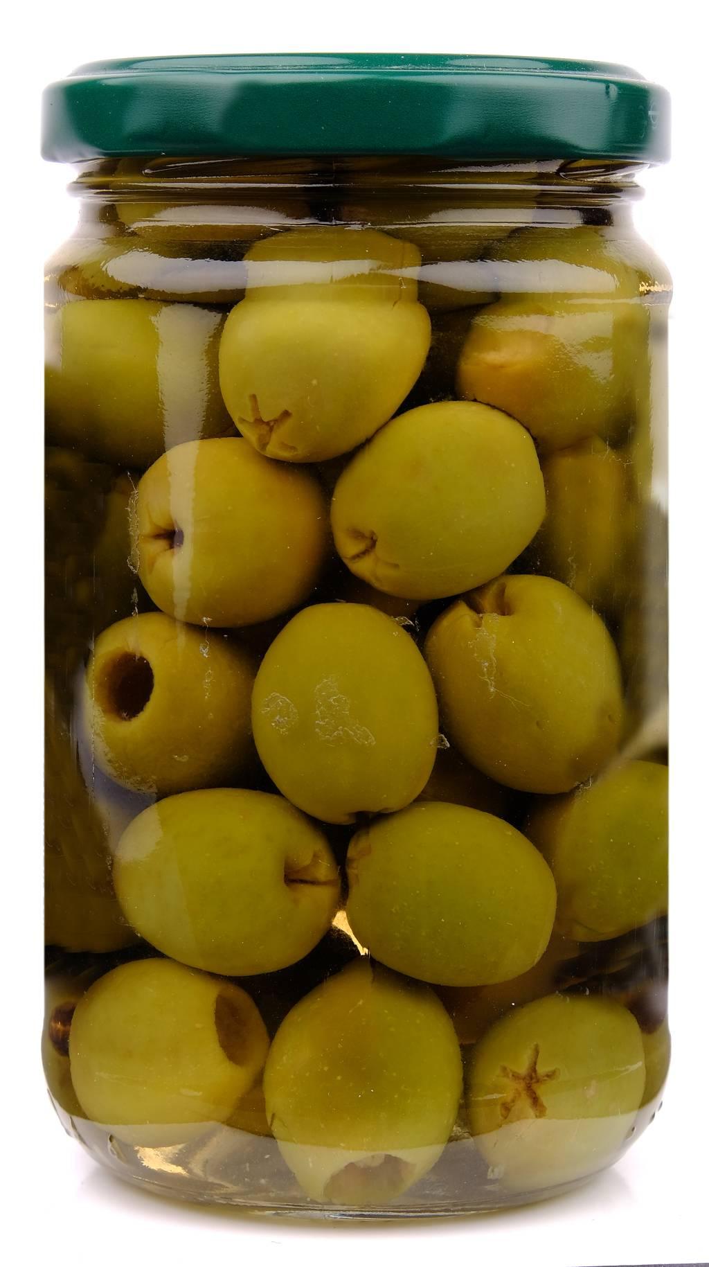 Olive Verdi Snocciolate RETRO