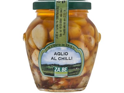 "WHOLE GARLIC IN CHILLI  ""GOURMET"""